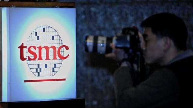 投審會點頭,核准台積電南京廠28奈米擴產計畫。(圖:AFP)