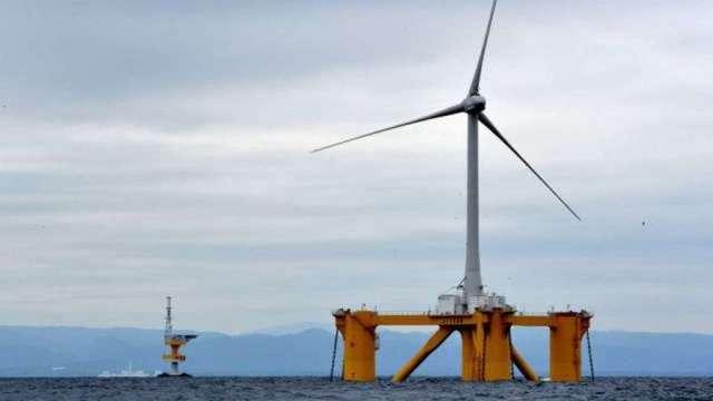 供應鏈瓶頸波及拜登2030年風電計畫 IHS Markit:進度落後3成(圖:AFP)