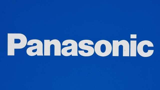 〈財報〉Panasonic首季營收大增 財測數據維持不變 (圖片:AFP)