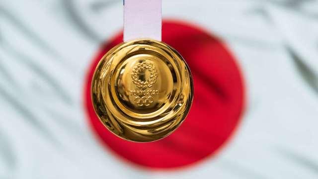疫情之下 東奧獎牌成為最大贏家。(圖:shutterstock)