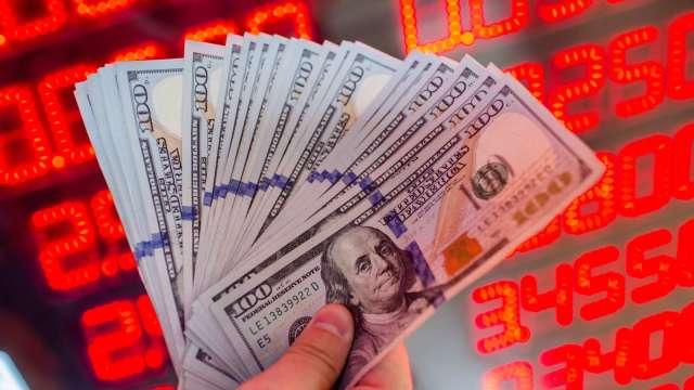 〈台幣〉亞幣強彈 匯價連3升收27.945元 攀2周高點。(圖:AFP)