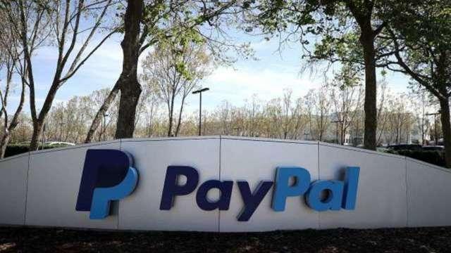 電子支付業務風波不斷 PayPal遭SEC、美消保局調查(圖:AFP)