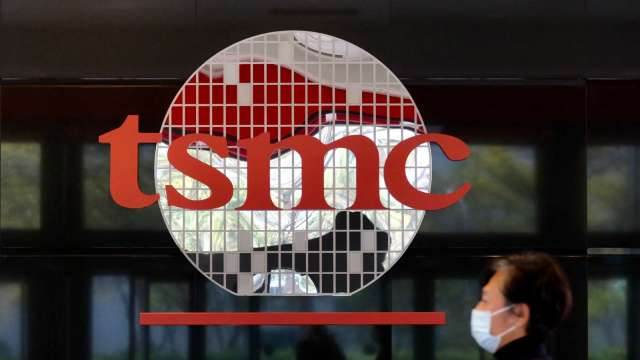晶圓十八廠5奈米傳停產 台積電澄清絕無此事。(圖:AFP)