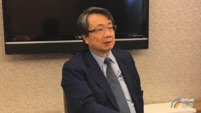 東森國際董事長廖尚文。(鉅亨網資料照)
