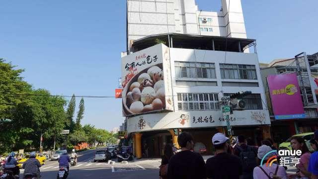 南二都7月房市交易台南最熱 單月移轉數量2545創同期新高。(鉅亨網記者張欽發攝)