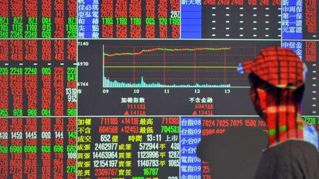 〈焦點股〉驅動IC股群情激昂 天鈺亮燈漲停、敦泰改寫天價。(圖:AFP)