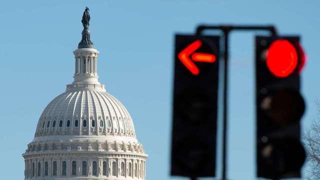 美參議院本周有望表決基建法案 提振標普500期貨上揚(圖:AFP)