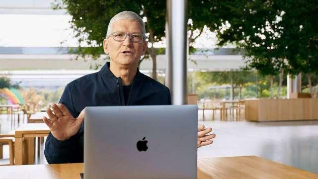 彭博:Apple Silicon兩年過渡計畫 有望明年底前達成(圖:AFP)