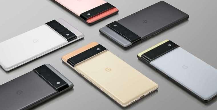 Google 旗艦機 Pixel 6 系列將於今年秋季上市 (圖片:Google 官網)