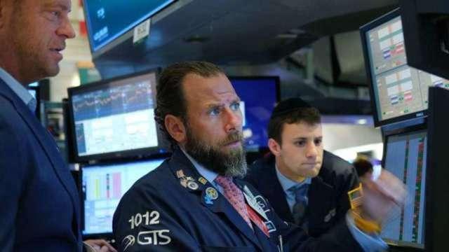 華爾街:美股將面臨10%-15%修正 中概股值得抄底(圖:AFP)