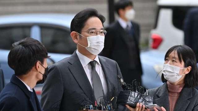再傳三星有意併購車用晶片廠 韓媒:若李在鎔出獄將加快腳步(圖:AFP)