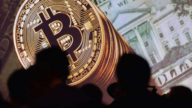 比特幣連兩日下挫 周二失守39000美元關卡(圖:AFP)