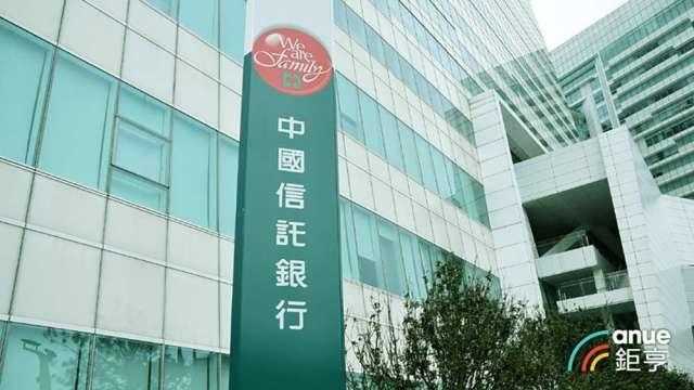 臺灣唯一獲獎機構 中信銀行勇奪《The Asian Banker》四項大獎。(鉅亨網資料照)