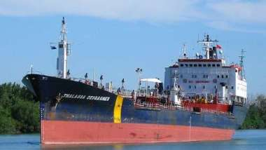 以伊影子戰爭升級?至少五艘油輪發出失控警報 (翻攝:vesseltracker)