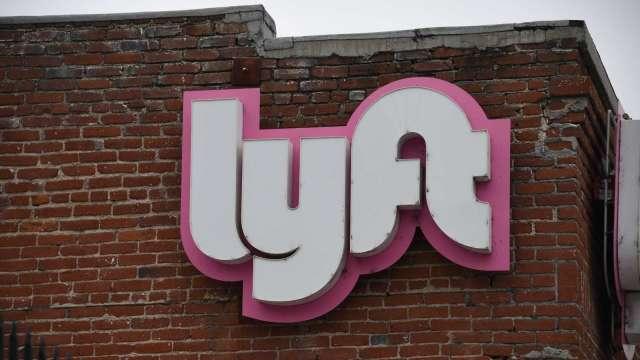 〈財報〉Lyft Q2營收年增125% 提早實現EBITDA獲利 (圖片:AFP)