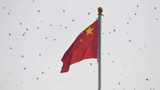 7月財新中國服務業PMI大升至54.9 優於預期(圖片:AFP)