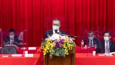 〈南亞科股東會〉吳嘉昭:下半年DRAM市況正向 新廠年底動土2023年底前裝機
