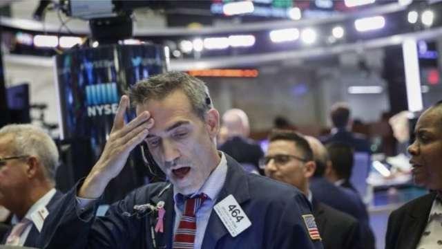 〈美股盤後〉Fed副主席放鷹 標普從高點回落 費半漲逾1% (圖:AFP)