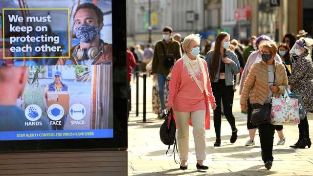 Delta變種病毒肆虐 全球確診病例突破2億大關(圖片:AFP)