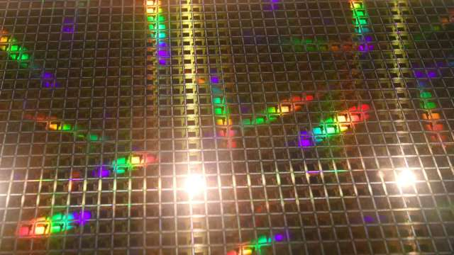 傳南韓2晶圓代工廠年底前增產10% 仍難解8吋晶圓短缺(圖片:AFP)