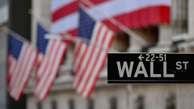花旗策略師:美股恐在年底出現10%的回調(圖片:AFP)