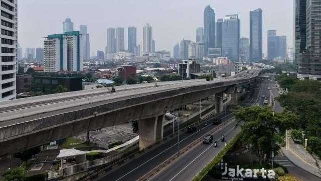 印尼Q2 GDP年增7.07% 高於預期 但疫情恐打擊經濟復甦(圖:AFP)
