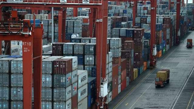 中美貨櫃運費漲破2萬美元 創歷史新高(圖片:AFP)