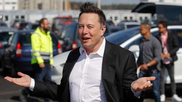 拜登電動汽車宣傳會沒邀特斯拉 馬斯克:這很詭異 (圖片:AFP)