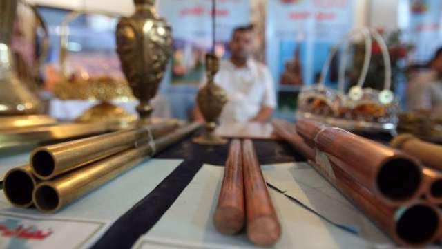 銅價快跌入修正領域 經濟復甦令人憂? (圖:AFP)