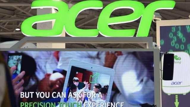 疫情催動數位需求,宏碁轉投資GrandPad 6月已單月轉盈。(圖:AFP)