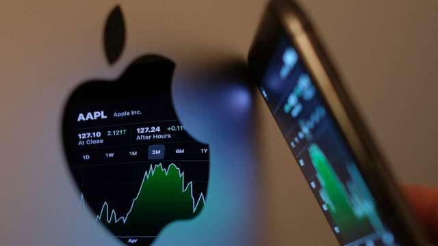 蘋果將推iPhone 13之際 中國供應商掀搶人大戰(圖片:AFP)