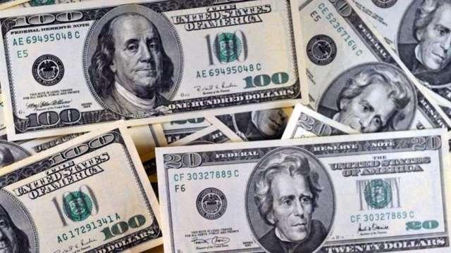 非農數據報捷美元走高 創6月中以來最大周漲幅 (圖:AFP)