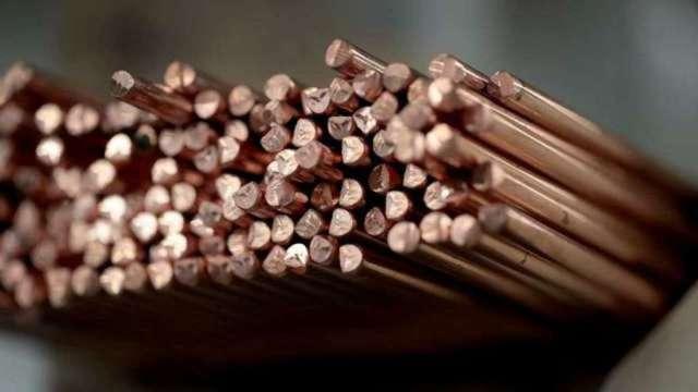 必和必拓勞資談判9日將到期 將成牽動銅價走勢關鍵(圖:AFP)
