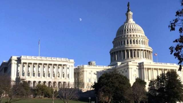 參議院基建案即將過關 民主黨再接再厲提十年3.5兆美元預算 (圖:AFP)