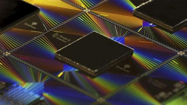 晶片荒惡化費半大跌 交貨周期拉長至逾20周。(圖片:AFP)