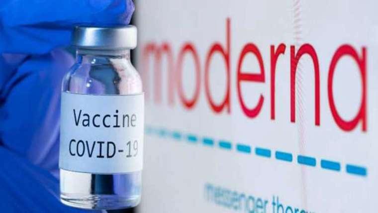 莫德納市值超越美國有百年歷史的 Merck 藥廠。圖: AFP