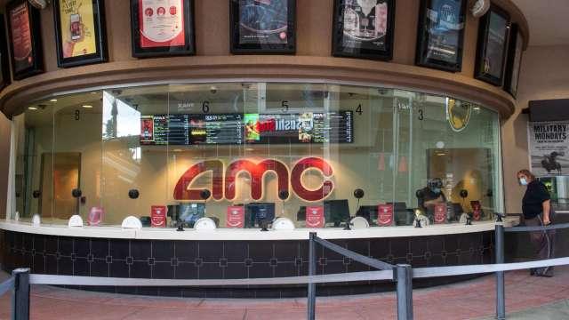 叫好不叫座?AMC失守財報看漲動能 收挫6%  華爾街嫌股價太高(圖片:AFP)