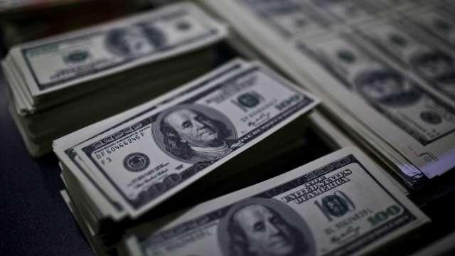 美債殖利率驚驚漲 投行對後市看法不一。(圖:AFP)