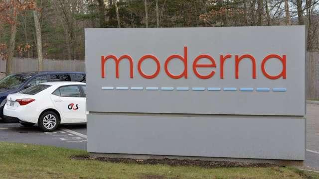 莫德納將在加拿大設廠生產疫苗 緩解供不應求難題(圖:AFP)