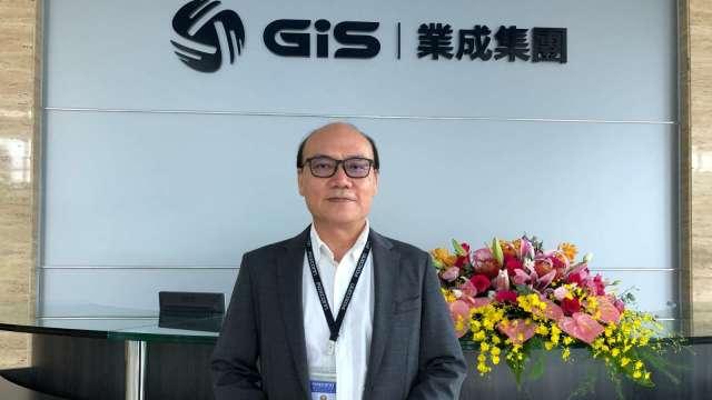 GIS-KY董事長暨總經理周賢穎。(圖:GIS-KY提供)