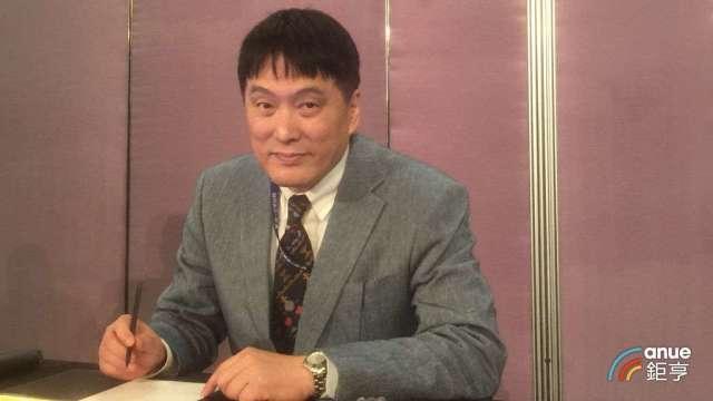 統一董事長羅智先。(鉅亨網記者張欽發攝)