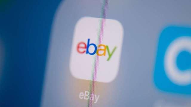 〈財報〉eBay Q2營收獲利高於預期 但後疫情成長放緩 盤後跌近1% (圖片:AFP)
