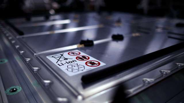 美銀:電動車需求成長推升鋰價 鋰有望成為主流商品(圖片:AFP)