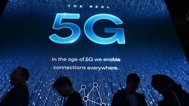 中國5G基建標案低預期,光通訊廠旺季商機恐落空。(圖:AFP)