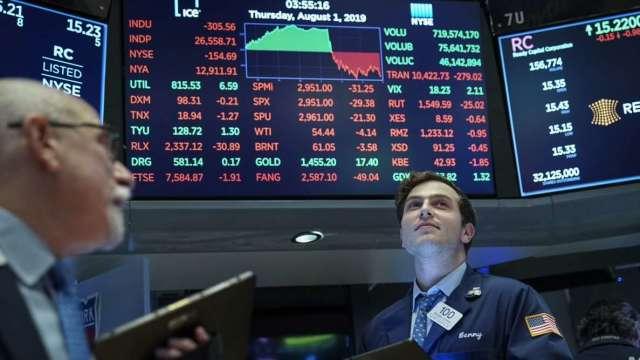 美基建法案快了 成熟市場表態上漲。(圖:AFP)