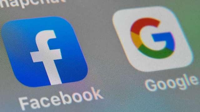 Google和臉書將舖設全新海纜 途中經過台灣 (圖片:AFP)