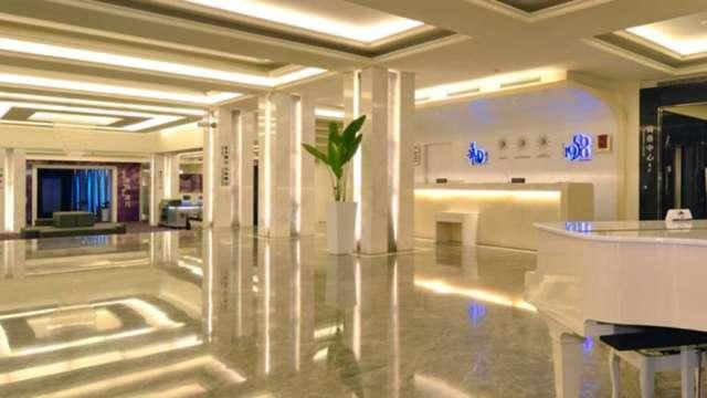 疫情重創 台灣史上最大規模飯店換手潮。(圖:取自華園飯店官網)