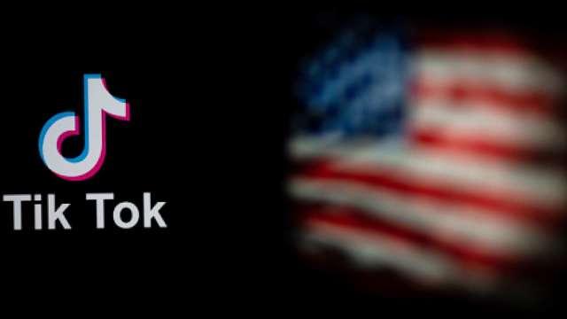 美參議員呼籲拜登禁止TikTok 中國官方最新回應   (圖片:AFP)