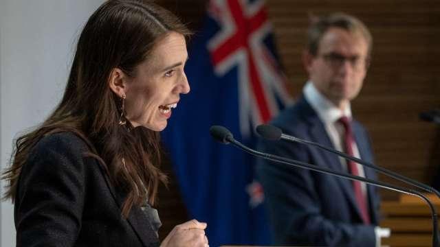 防疫模範生紐西蘭確診人數驟增 病毒疑來自澳洲 (圖片:AFP)