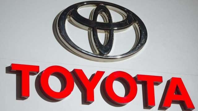 日經:Toyota下月全球生產大減4成 股價重挫! (圖片:AFP)